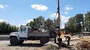 Аренда услуги автовышки ямобура экскаватора погрузчика самосвала Усть-Каменогорск