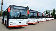 Продается автобусный парк. Алматы